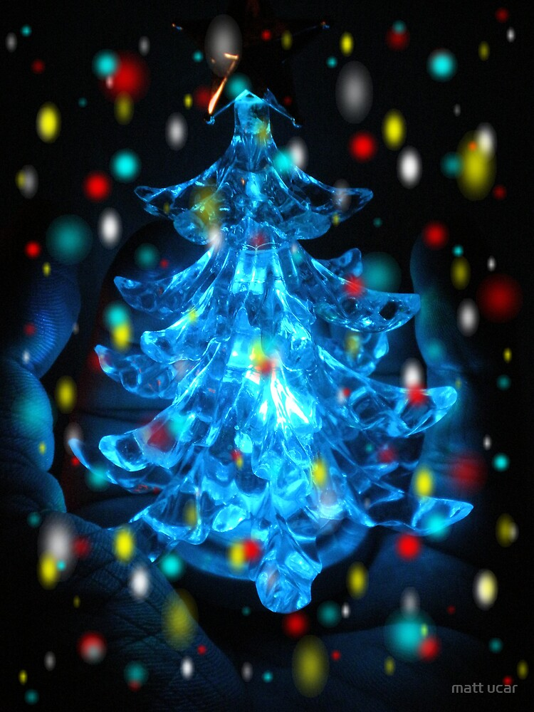 merry christmas by matt ucar