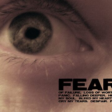 FEAR by missheels