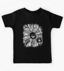 Dark Refractions Kids Tee