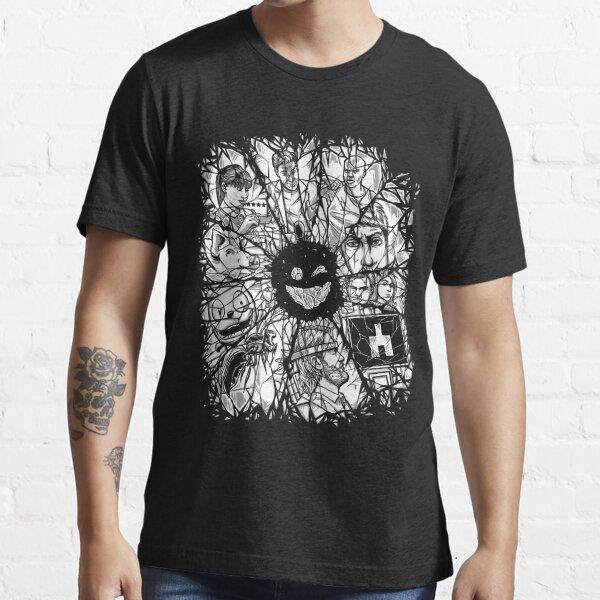 Dark Refractions Essential T-Shirt
