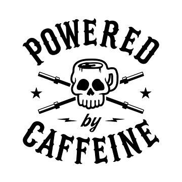 Powered By Caffeine by brogressproject