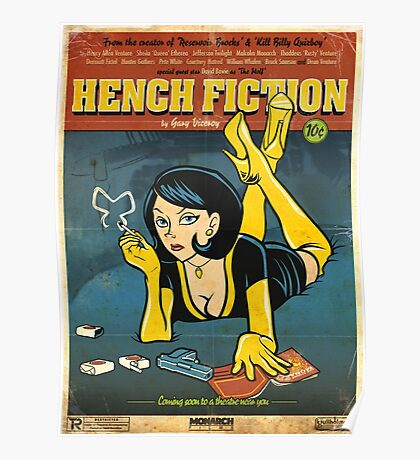 Hench Fiction Poster