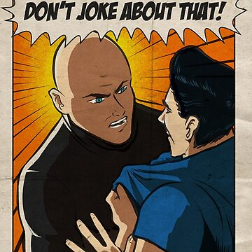 Angry Egghead - Don't Joke by sailormary