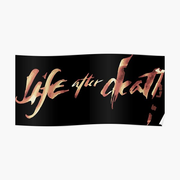 Life after death - Biggie Poster