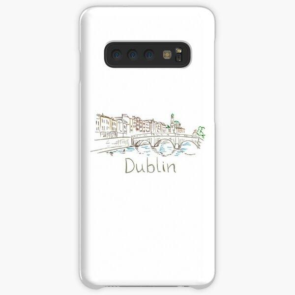 Dublin Panorama Samsung Galaxy Snap Case
