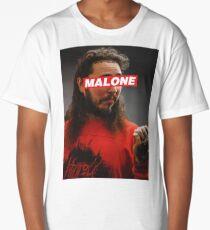 Post Malone Supreme | Post Malone UK Merch Long T-Shirt