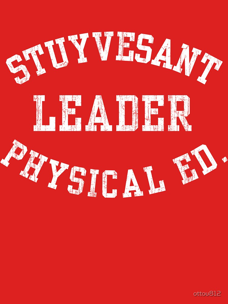 Stuyvesant Leader Physical Ed. | Unisex T-Shirt