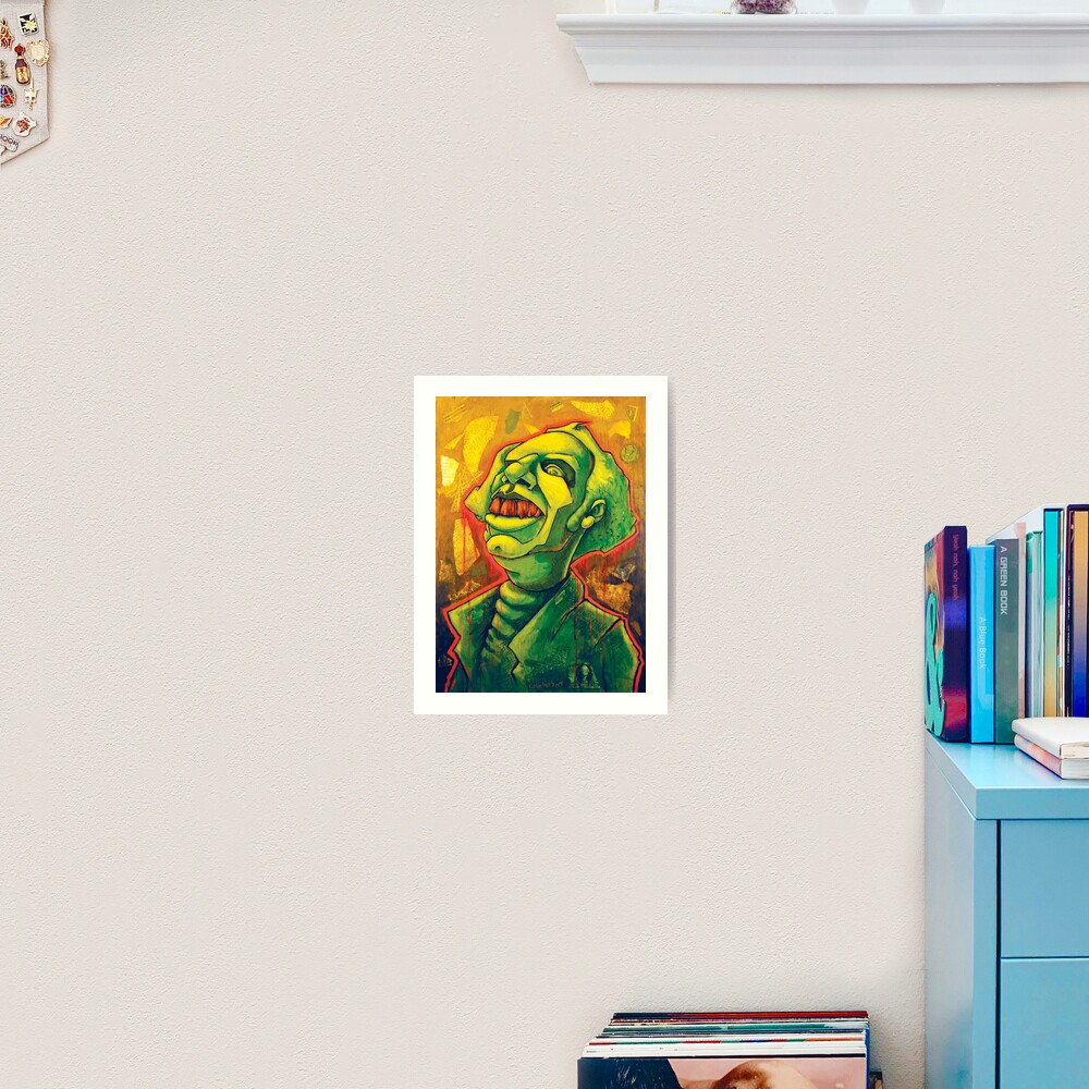 The Amighty Dollah Art Print