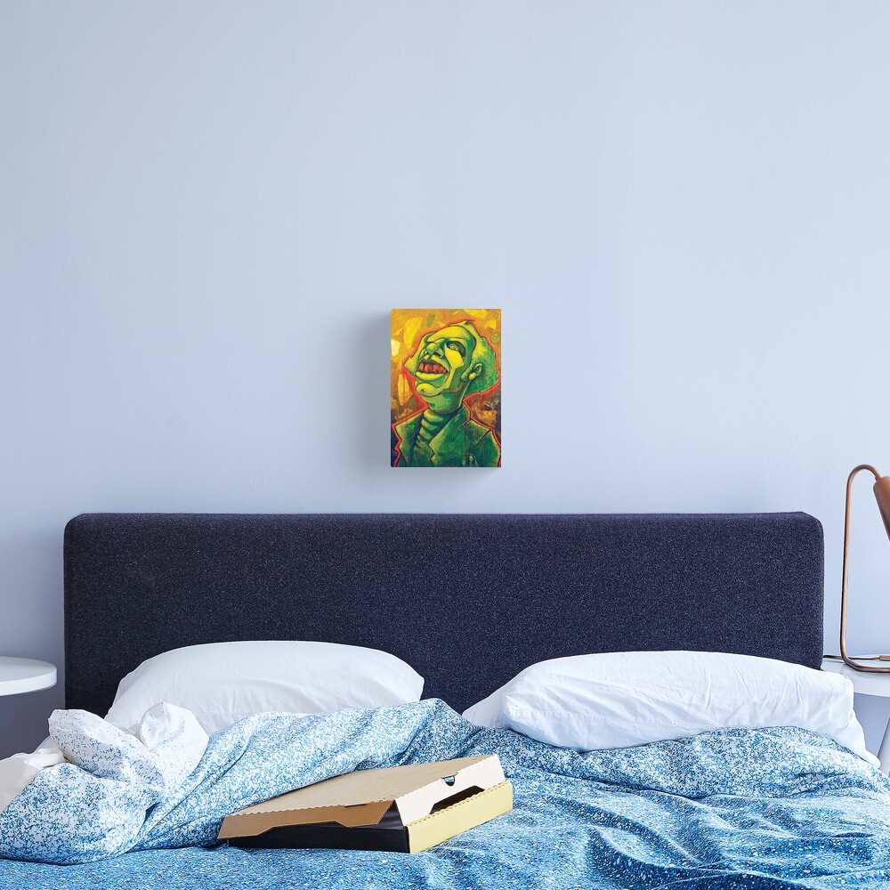 The Amighty Dollah Canvas Print
