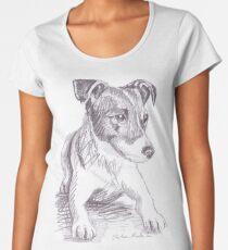 Jack Russell Terrier  Women's Premium T-Shirt