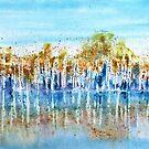 Autumn Reflections by Kathie Nichols