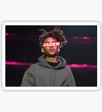 Jaden Smith Supreme | T-Shirt Design | SYRE Merch | UK Sticker