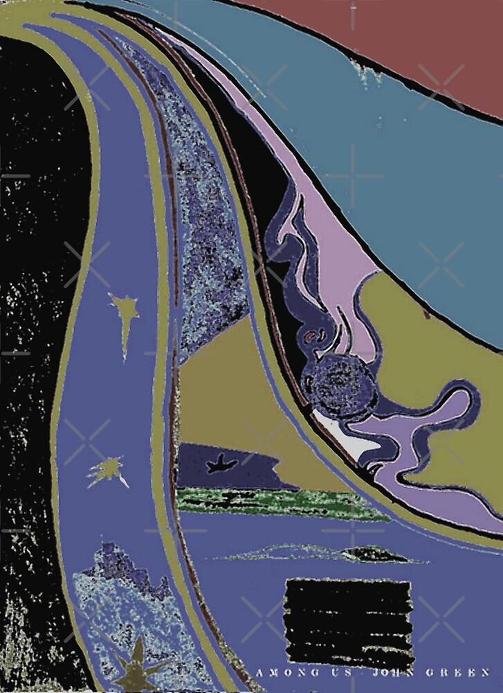 Among Us - John Green by Aaron Taggert