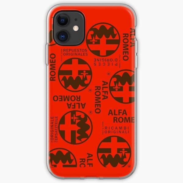 Ricambi Originali Alfa Romeo iPhone Soft Case