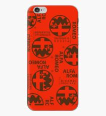 Ricambi Originali Alfa Romeo iPhone Case