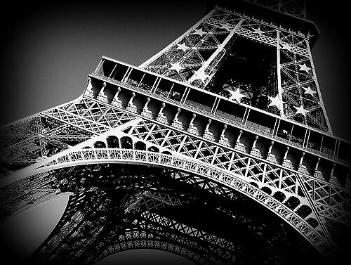 Eiffel's Tower by Dragonflyphoto