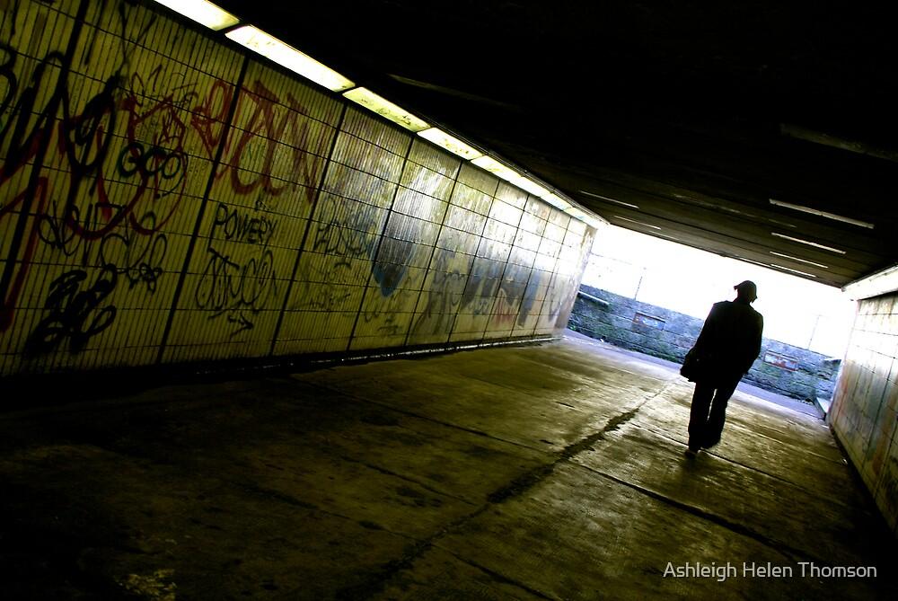 Tunnel by Ashleigh Helen Thomson