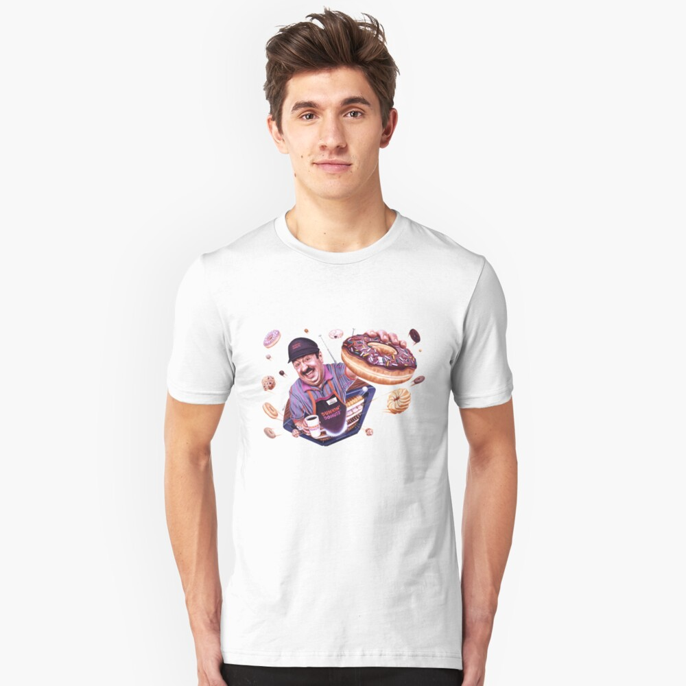 Fred the Baker Unisex T-Shirt Front