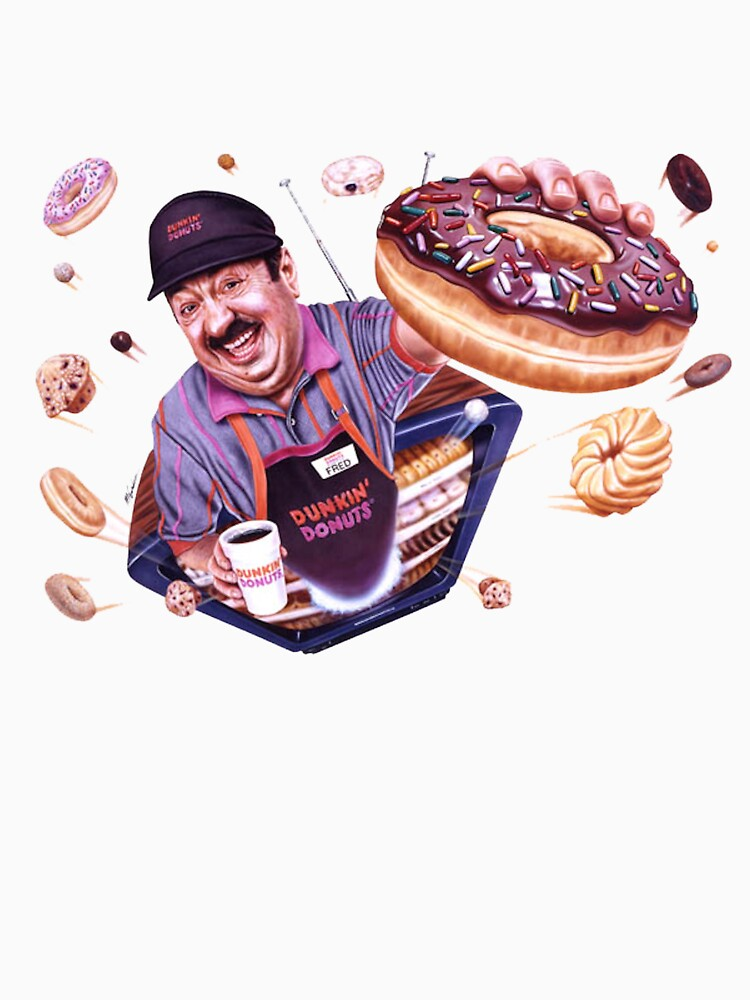 Fred the Baker by shawnofthe80s