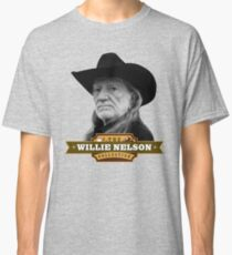 Willie Nelson - The Collection Classic T-Shirt