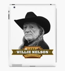 Willie Nelson - The Collection iPad Case/Skin