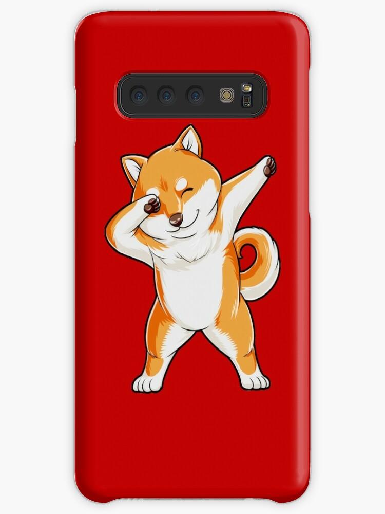 Tupfendes Doge Shiba Inu T-Shirt lustiges Meme japanisches Hundewelpen-Geschenk für Tierliebhaber von LiqueGifts