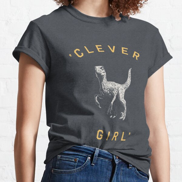 Clever Girl - Dark Classic T-Shirt