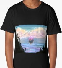 Once upon a Fairy Castle Long T-Shirt