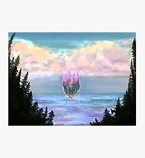 Once upon a Fairy Castle Photographic Print