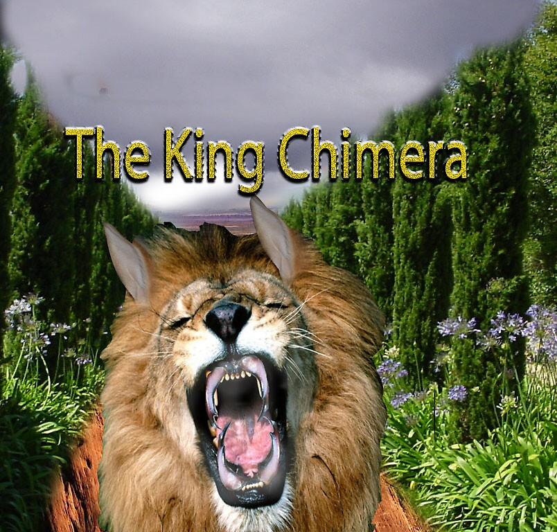 my prized king cheimera  by Donny  Chandler
