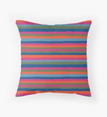 Pinking Shears - Colorful Stripes Floor Pillow