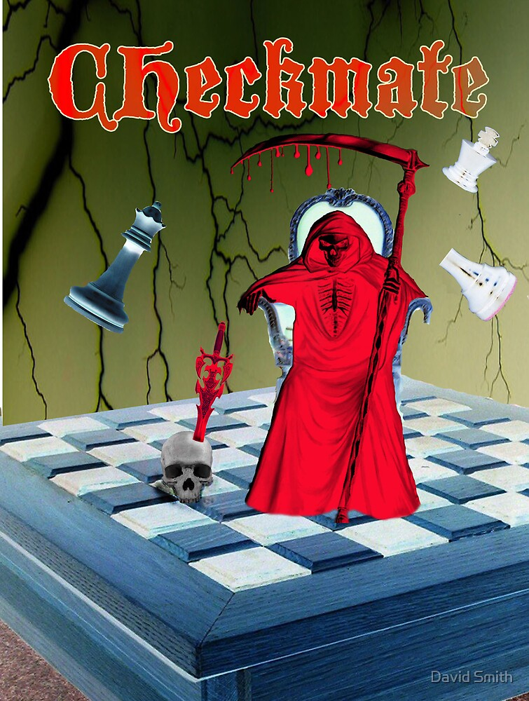 Death's Chess Game by David Smith