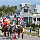 the florida cracker trail parade by cliffordc1