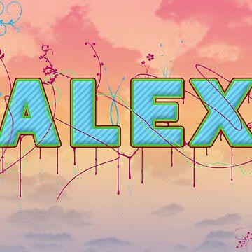 ALEX by AlexFurious