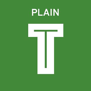Plain Tshirt by Phunt