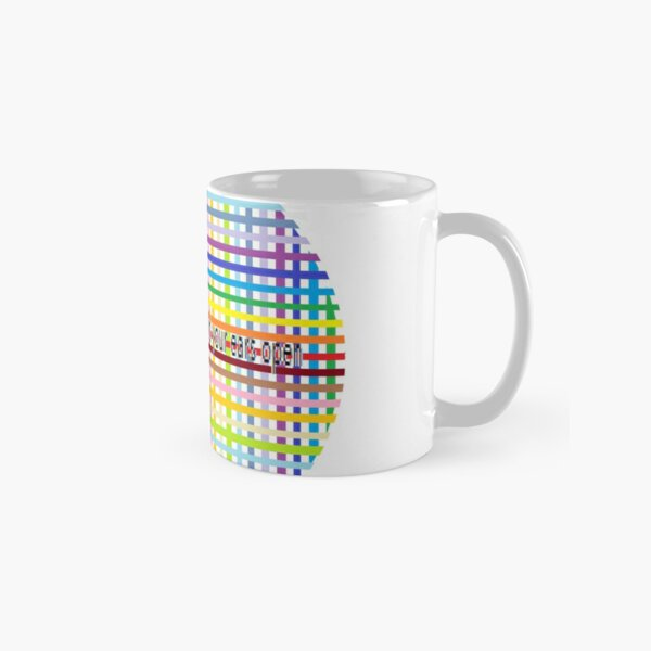 Keep your mouth shut and your ears open Classic Mug