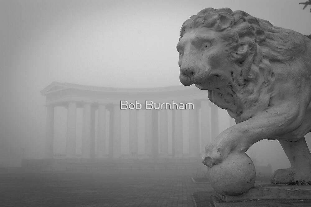 Colonnade by Bob Burnham