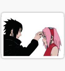 Naruto | Sasuke x Sakura { 02 JANV 18 } Sticker