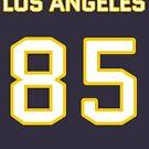 Los Angeles Football (II) by ndaqb