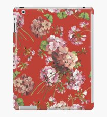 Harry Styles Red Floral  iPad Case/Skin