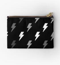 thunder pattern Zipper Pouch