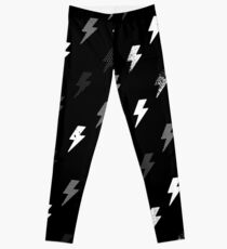 thunder pattern Leggings