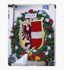Coat of arms of Austrian town Telfs iPad Case/Skin