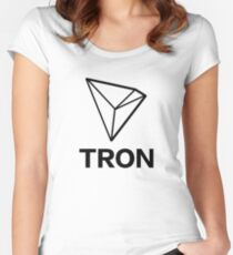 Tron TRX Women's Fitted Scoop T-Shirt