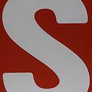 S- Letter S by Juhan Rodrik
