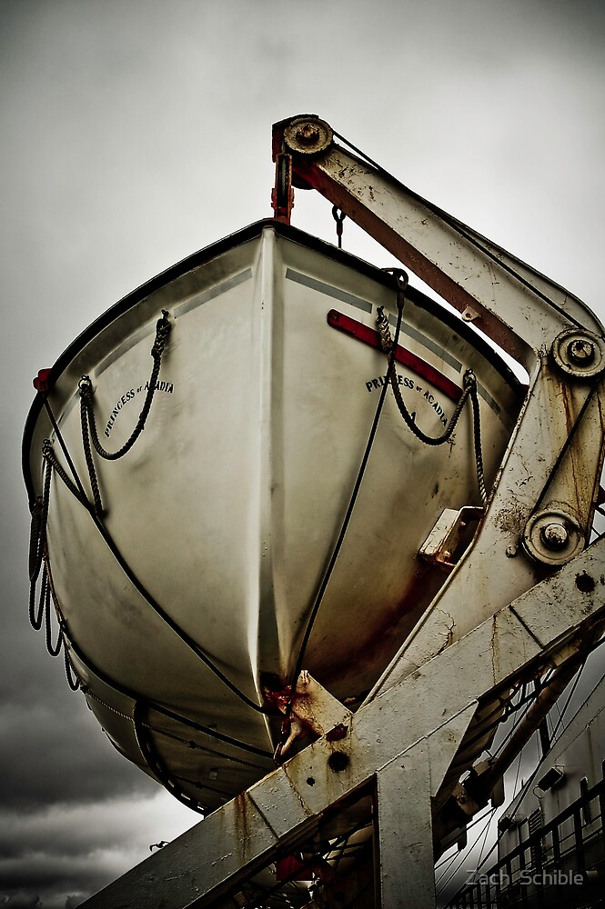 She Cometh  by Zach  Schible