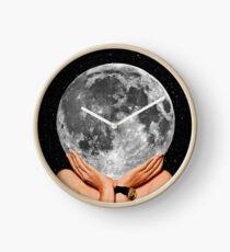Reloj La Luna - Arte de luna llena