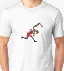Michael Jordan : The Last Shot T-shirt unisexe