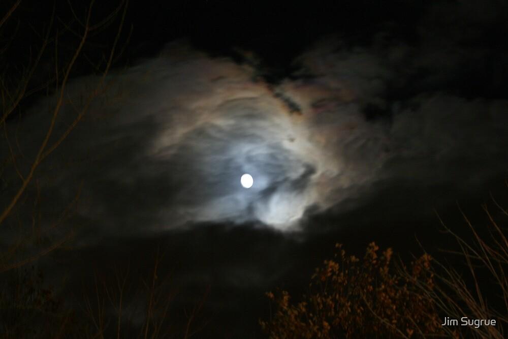 Winter Moon by Jim Sugrue