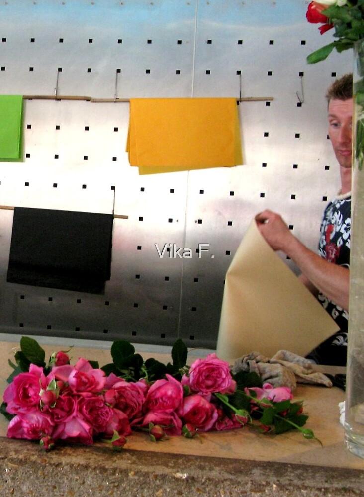 flower shop by Vika F.